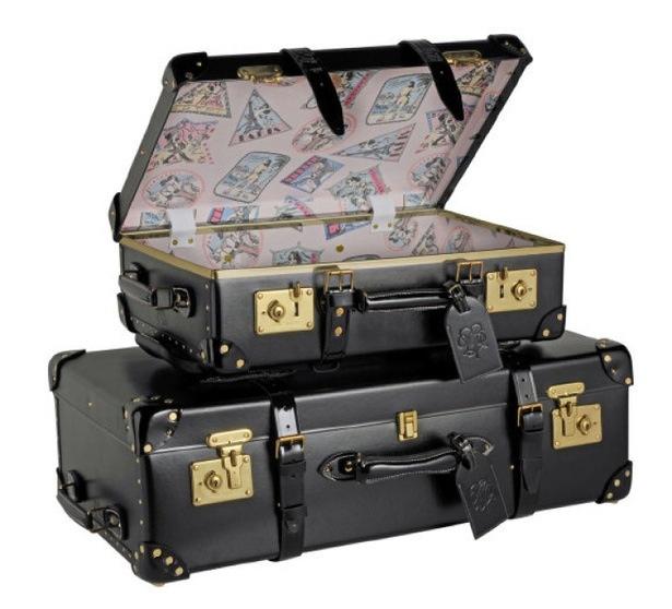 Vintage Looking Suitcases 23