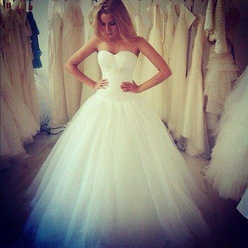 love. Wedding dress