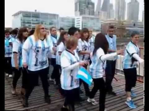 VIDEO JUAN GABRIEL - NOA NOA  - FANS ARGENTINA