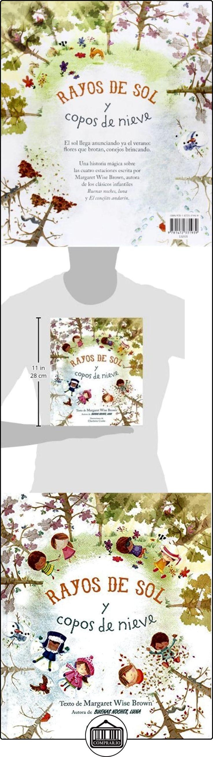 Rayos De Sol Y Copos De Nieve (Mwb Picturebooks)  ✿ Libros infantiles y juveniles - (De 0 a 3 años) ✿