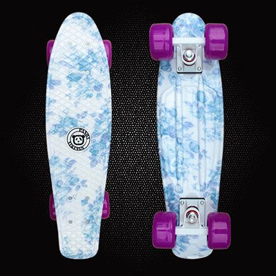 Free Shipping Plastic skateboard Graffiti Printed Cruiser Long Style Complete Single Rocker Long Board skateboarding board PD03