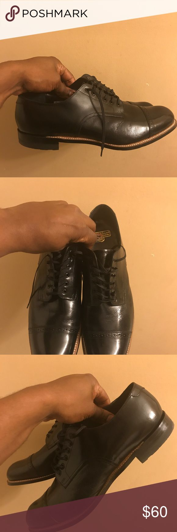 STACY ADAMS SHOES These are a brand new pair of Stacy Adams shoes worn for 30 minutes.!!!!! Size 13 Stacy Adams Shoes Oxfords & Derbys