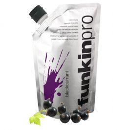 Preferred by top bartenders,Funkin Blackcurrant Purée is the professionals' choice for mixing drinks.This puree will add a sweet tang to fruit cocktails.