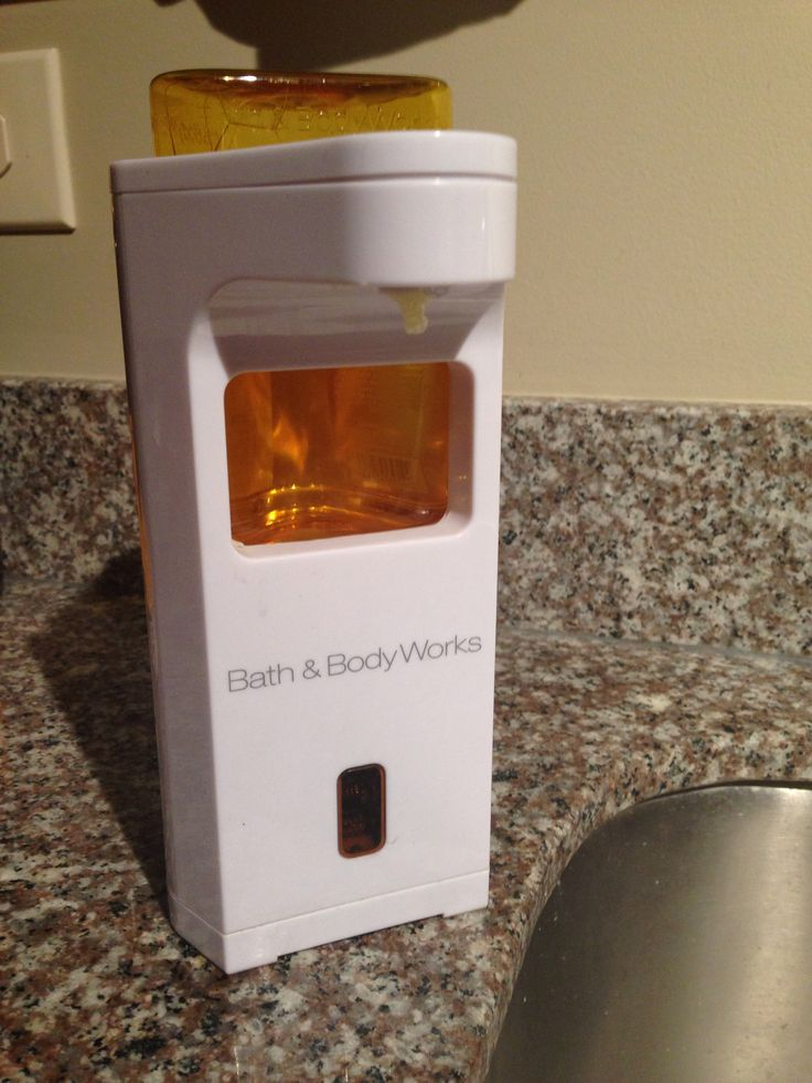 Bath And Body Works Automatic Soap Dispenser Lasts 3