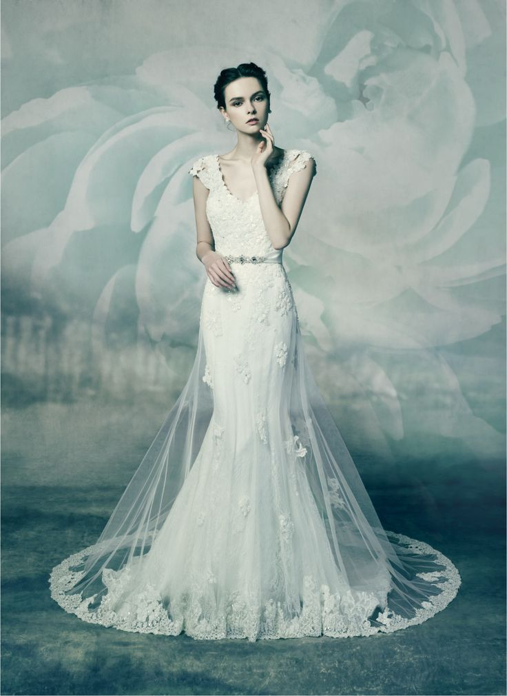 The 15 best 2016 Annasul Y. Bridal Collection - Gemstone images on ...