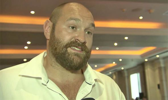 Tyson Fury puts Anthony Joshua fight under threat by admitting he could RETIRE