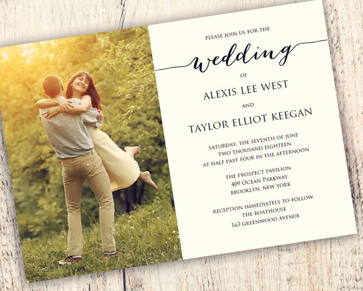 Free Personalized Wedding Invitations: 1000+ Ideas About Invitation Templates On Pinterest