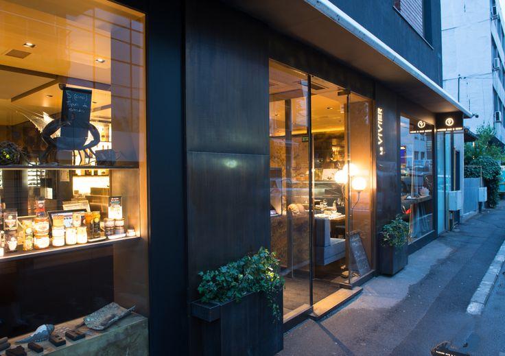 Le Vivier Oyster Bar