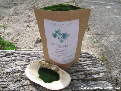La chlorelle, algue verte aux nombreux bienfaits : détoxication, régénération et hygiène intestinale