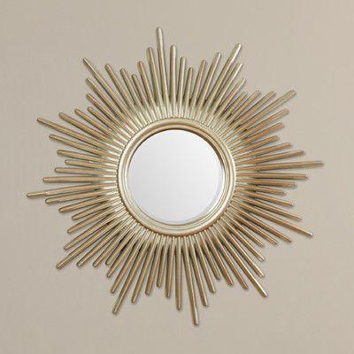 Sunburst Wall Mirror from Wayfair Canada
