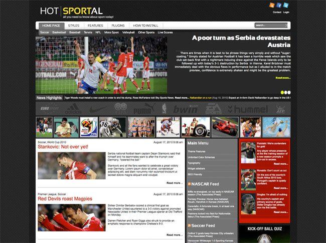 41 best WordPress Themes images on Pinterest | Wordpress template ...