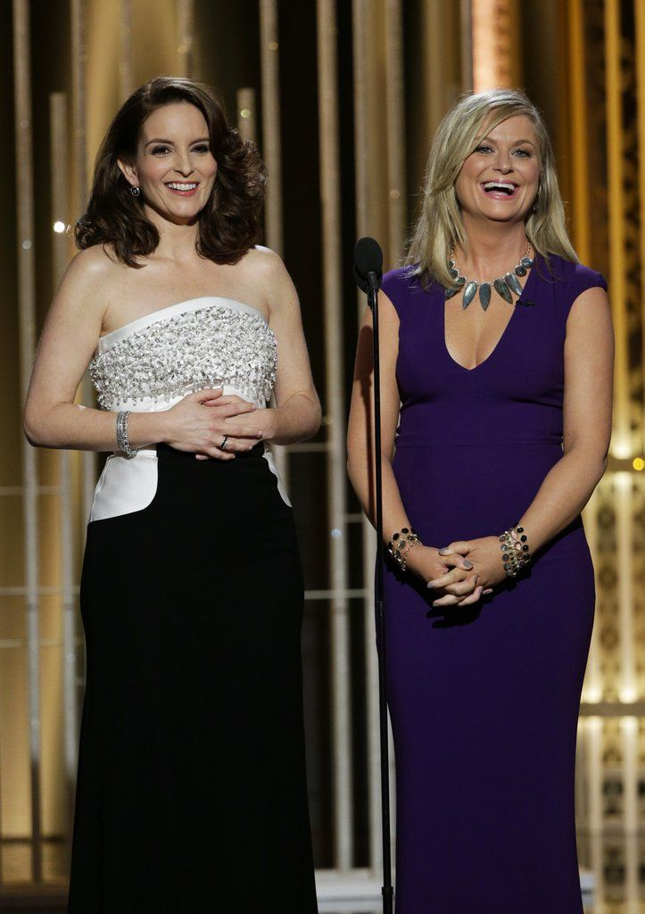 ~~~Tina Fey and Amy Poehler ended their three year hosting streak in 2015, and it's safe to say they went out with a bang. ~~~A Look Back at Years of Glamorous Golden Globes
