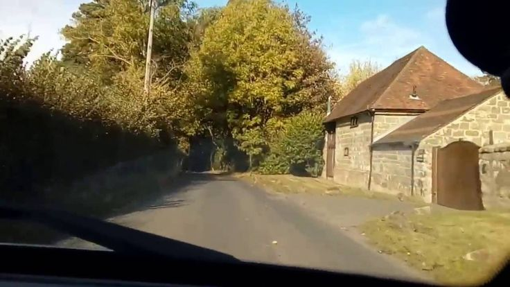 Angol Country road. -Great Britain Country road.