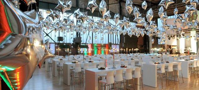Alma Oberkassel - Top 20 Hochzeits-Location Düsseldorf #hochzeit #feiern #location #event #einzigartig #weiß #schwarz #heirat #düsseldorf #special #wedding #unique
