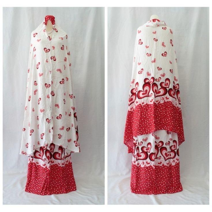 Mukena Bali Jumbo Harga Rp 125.000 Bahan Rayon Info/order : SMS/WA/Line 082314246463 BBM 5367C69C