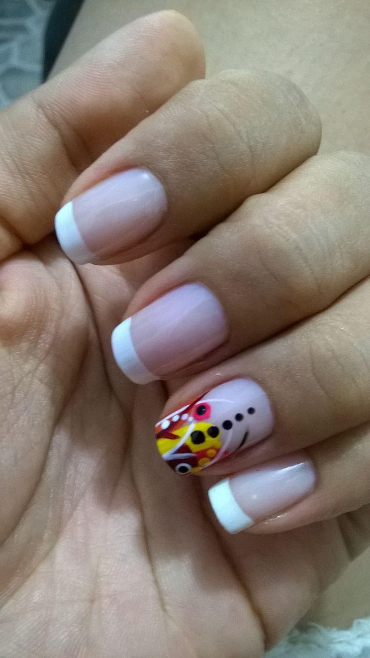 Crazy birds nails
