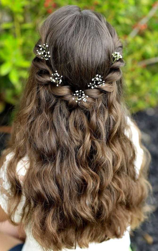 Graduation Hairstyle For Long Hair : Hairstyles on renaissance hair i heart and viking