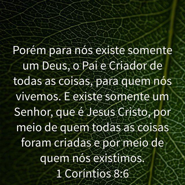 1 Coríntios 8:6