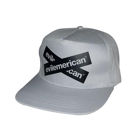 Evilemerican Cap - EvilX – Grey