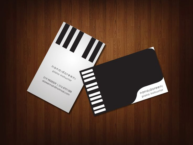 57 best name card -名刺- images on Pinterest Business cards - name card