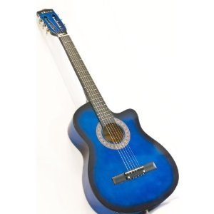 ▂ ▃ ▅ ▆ █ Recommendations For You █ ▆ ▅ ▃ ▂ New Blue Acoustic Guitar W/ Accessories Combo Kit Beginners Search & buy on this app http://apps.facebook.com/the-musicstore
