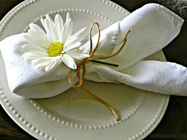 Wielkanocny stół z pomysłem