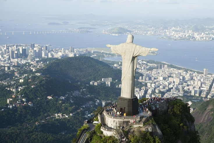 Corcovado: | 17 Stunning Places In Brazil You Need To See Before You Die