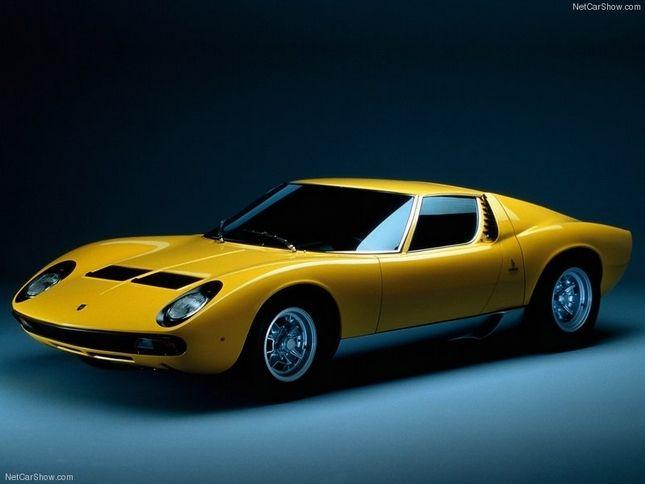 Captivating 3.1966 Lamborghini Miura P400 Good Ideas