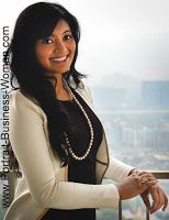 Portrait of  Business Woman: Greeshma Thampi....The New Definition of SuccessGreeshma Thampi believes in excelling in whatever she