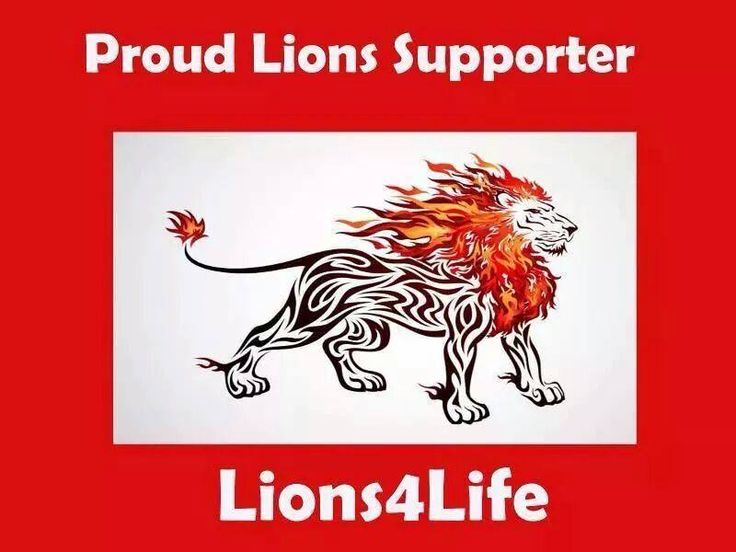 Well done LIONS....