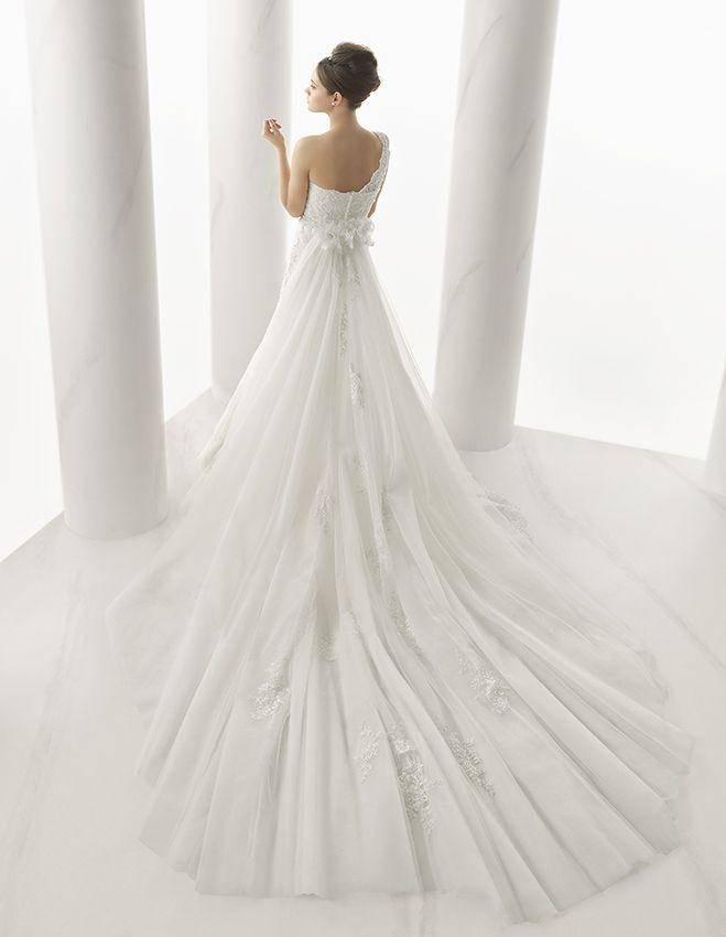 Notable esküvői ruha http://lamariee.hu/eskuvoi-ruha/almanovia-2014/notable