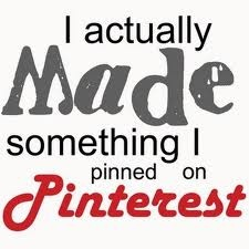 i actually made something i pinned on pinterestIdeas, Quotes, Stuff, Food, Things, Funny Commercials, Pinterest, True Stories, Crafts