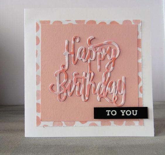 Happy Birthday Karte, Stampin Up online bestellen bei www.ilonasstempelhaus.de | Happy Birthday Gorgeous | Pinterest