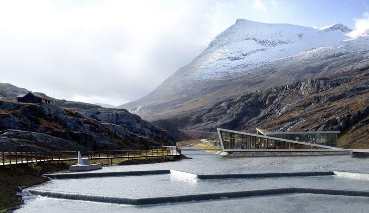 Reiulf Ramstad Arkitekter, Trollstigen - National Tourst Route, More and Romsdal, Norvegia, 20112