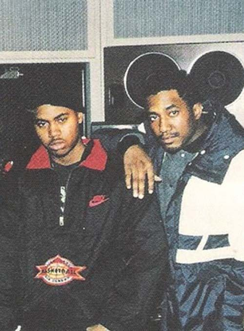 Nas & Q-Tip two of my favs