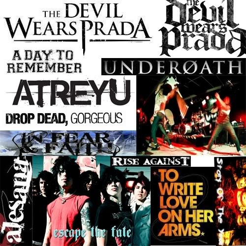 Screamo Bands List