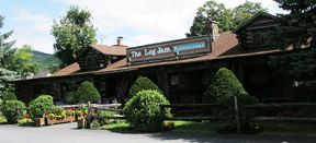 Log Jam Restaurant Lake George