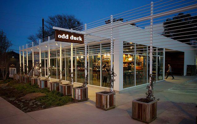 Austin's 10 Hottest New Restaurants r Tip: Sometimes the restaurants in strip malls are the best in town.