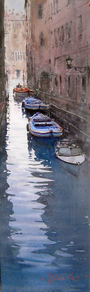 Joseph Zbukvic, Venice                                                                                                                                                                                 Más