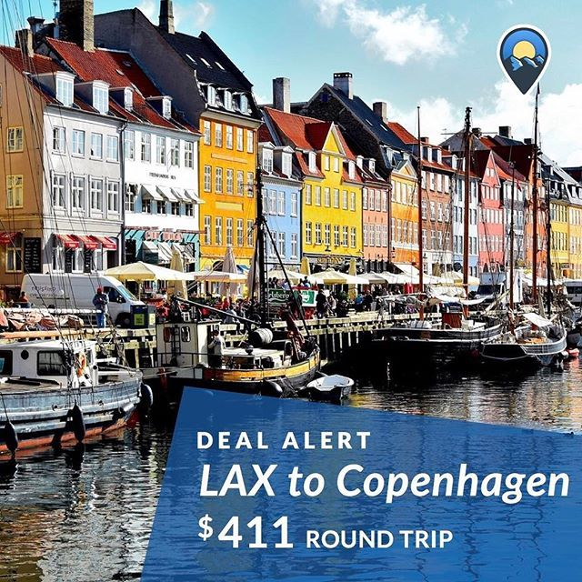 DEAL ALERT! Head to Denmark in the spring or fall for $411. Sign up to get free access to our online portal and email list (this deal included!) by jackofallfares.lax. worldtravel #denmark🇩🇰 #uclabound #ucla #getoutside #sandiego #eurotrip #travelnow #adventuretime #adventuretravel #travelgram #exploremore #laliving #hollywood #instatravel #lalife #usc #travelgirl #explorer #inspiration #beautifuldestinations #lax #wanderlust #cali #globetrotter #travel #santamonica #nomad
