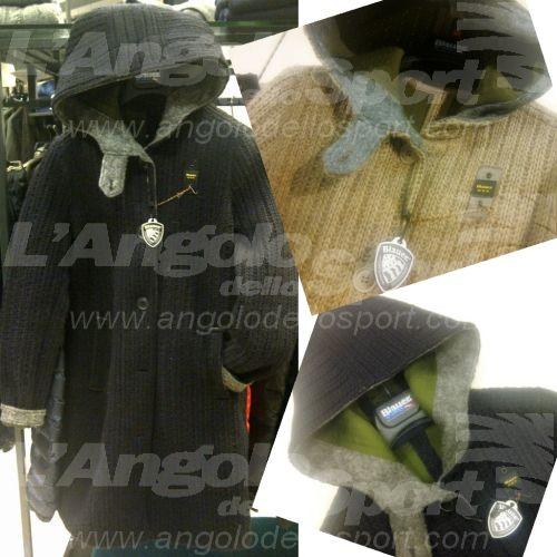 #idearegalo  Cappottino Blauer in lana da donna con cappuccio disponibile in 2 colori  € 405,00 http://www.facebook.com/angolodellosport