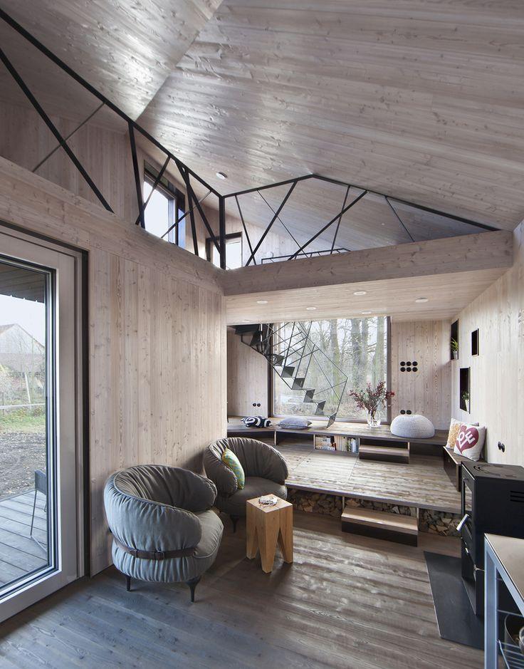Galería de 50 Detalles constructivos de arquitectura en madera - 38