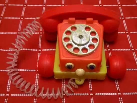 Játék telefon