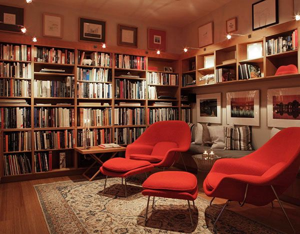 Home Library Ideas best 20+ home library design ideas on pinterest | modern library