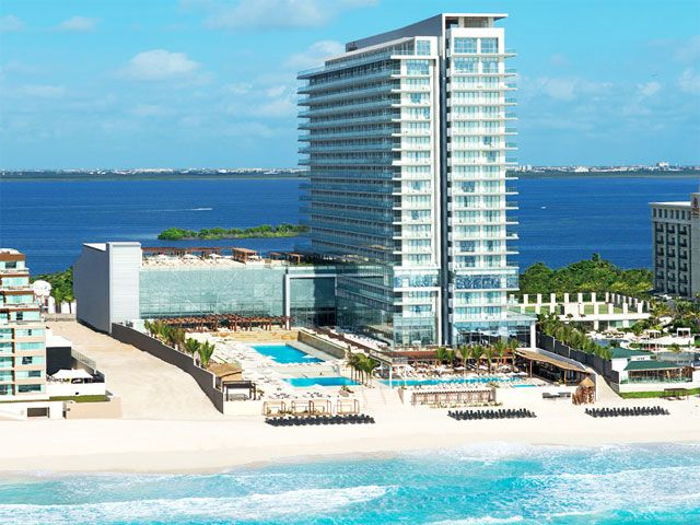 BRAND NEW! Secrets The Vine Cancun - All Adults/All-Inclusive Resort....can't wait to be there...