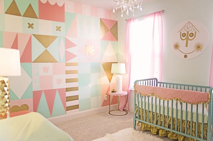 Campbell's It's A Small World DIY Nursery