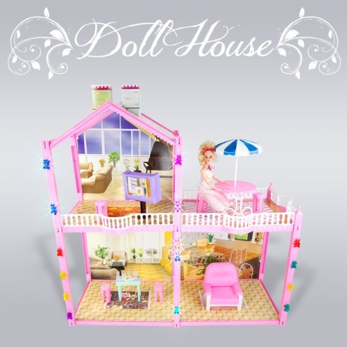 Barbie Doll House Kits To Build Woodworking Projects Plans