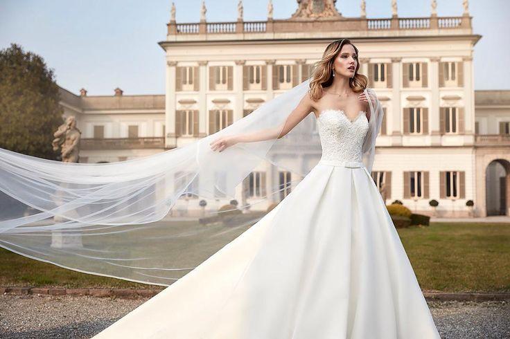 #EddiK 2017 #Milano #collection  #bridemagru #невеста #мода #стиль #модель #платье #свадьба #скоросвадьба #платьемечты #свадебноеплатье #Италия #Милан #wedding #fashion #bride #dress #weddingdress #weddinggown #style #look #luxury #weddingfashion #weddingtrends #wedding #Italy #italianfashion