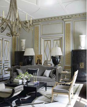 84 Best Gray And Gold Decor Images On Pinterest