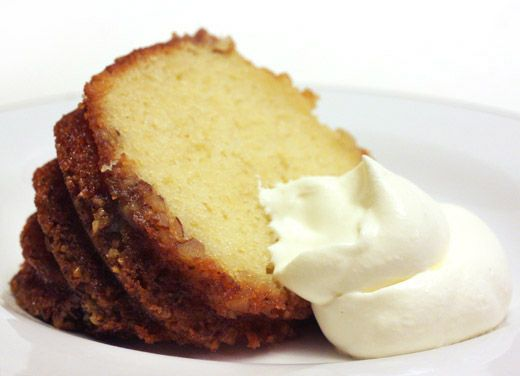 Rum Cake From Scratch Food Network